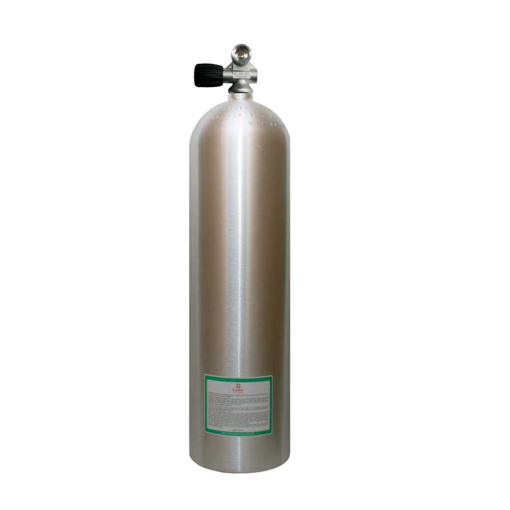 Bombola subacquea 15 litri