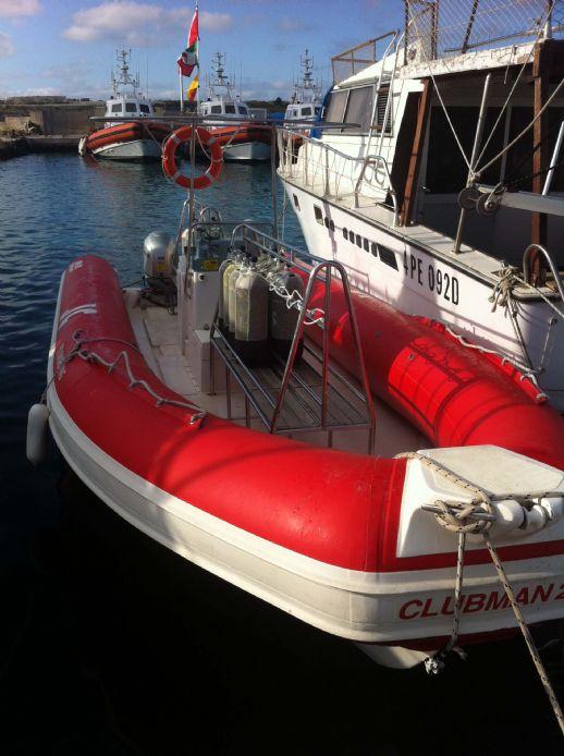 OCCASIONE Gommone 8,40m Joker Boat
