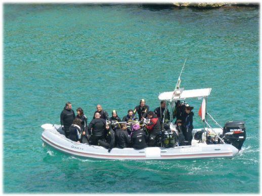 Lomac 700 Diving con carrello