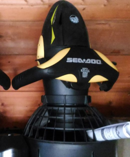 Diving Scooter Sea-Doo - COME NUOVO