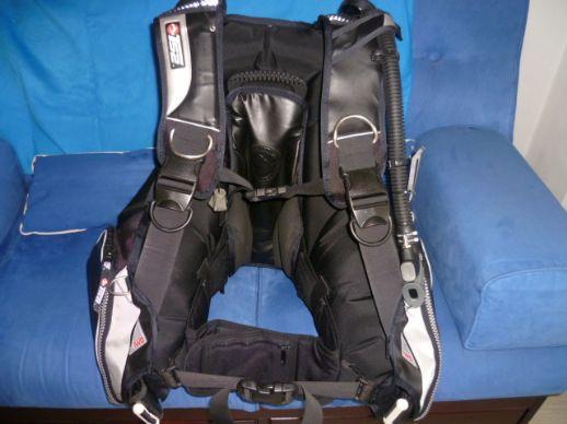 Jacket Tigullio T52 Hover Skin