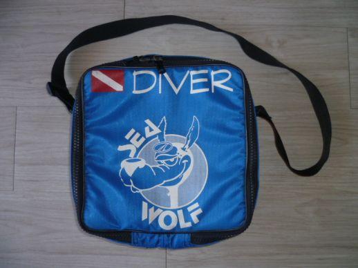 Borsello Diver Sea Wolf porta erogatori