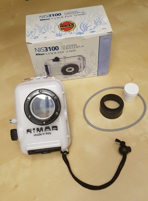 Nikon Coolpix S3100+Nimar NIS 3100