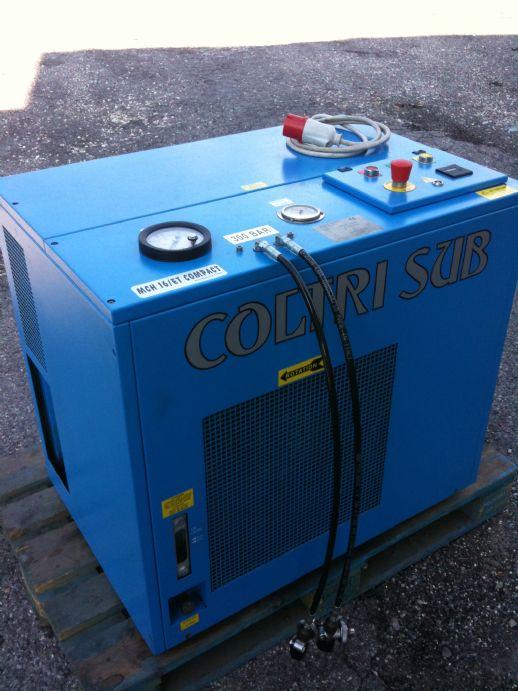 compressore coltri mch 16 compact