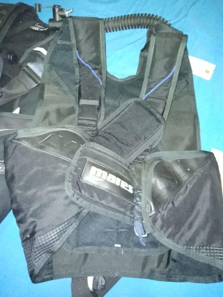 Jacket Subaqueo Gav