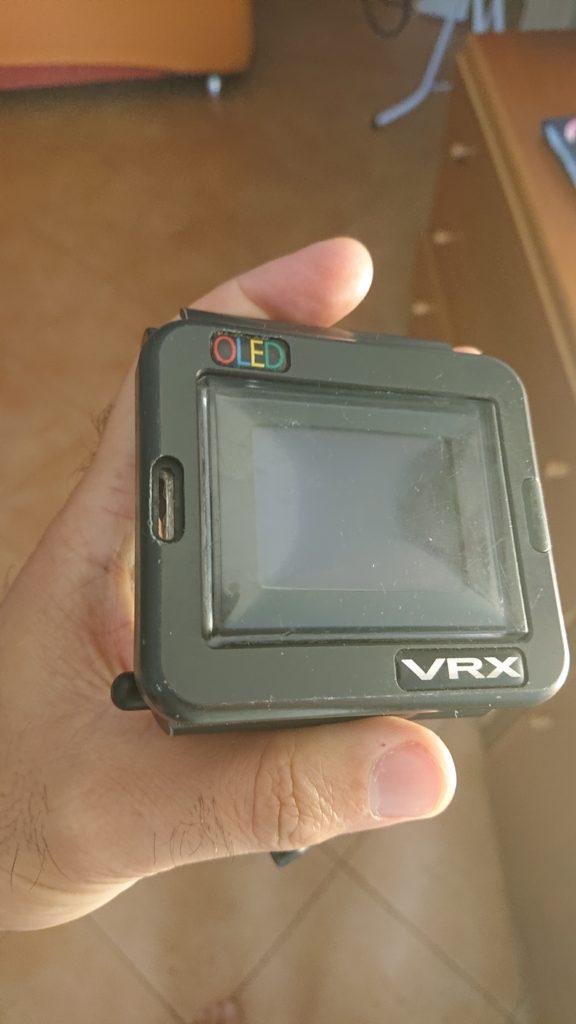 VRX OLED