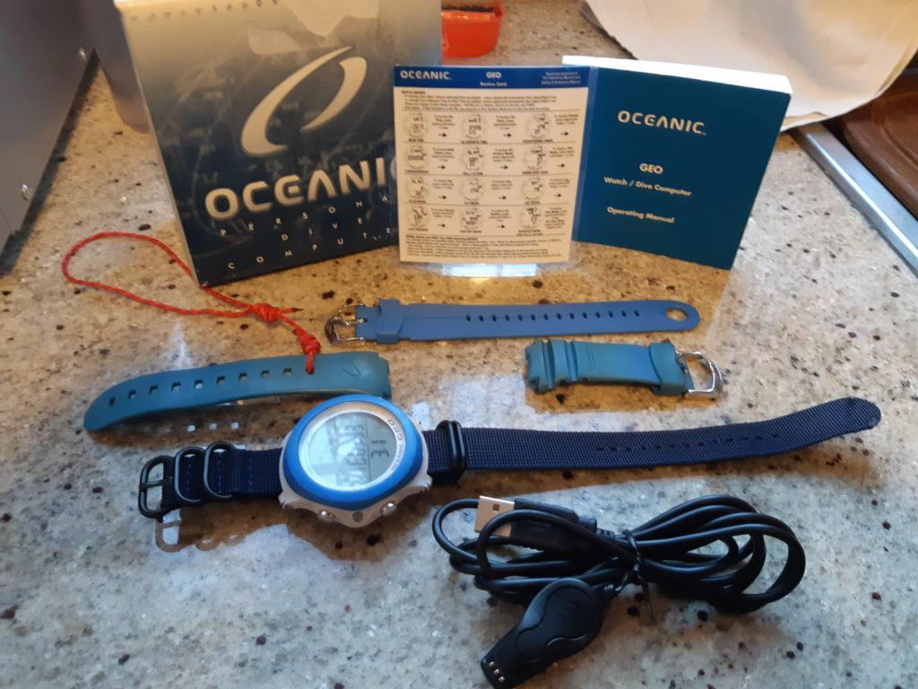 Dive Computer Oceanic GEO