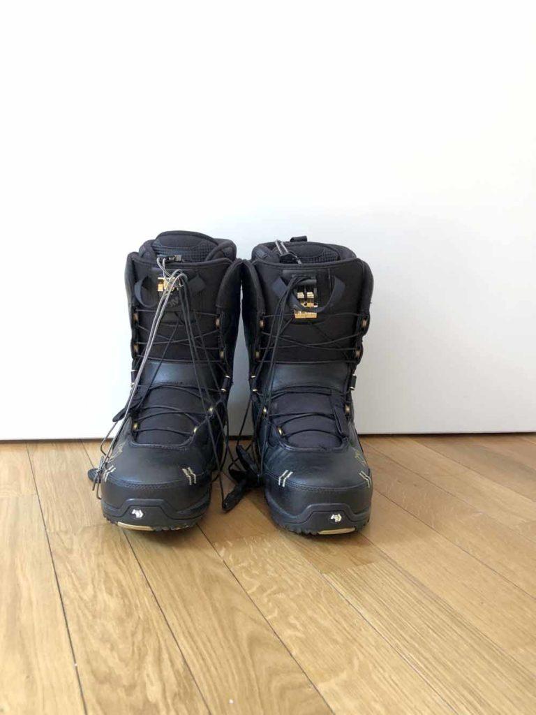 SNOWBOARD BOOTS - SCARPONI NORTHWAVE FREEDOM - in perfette condizioni
