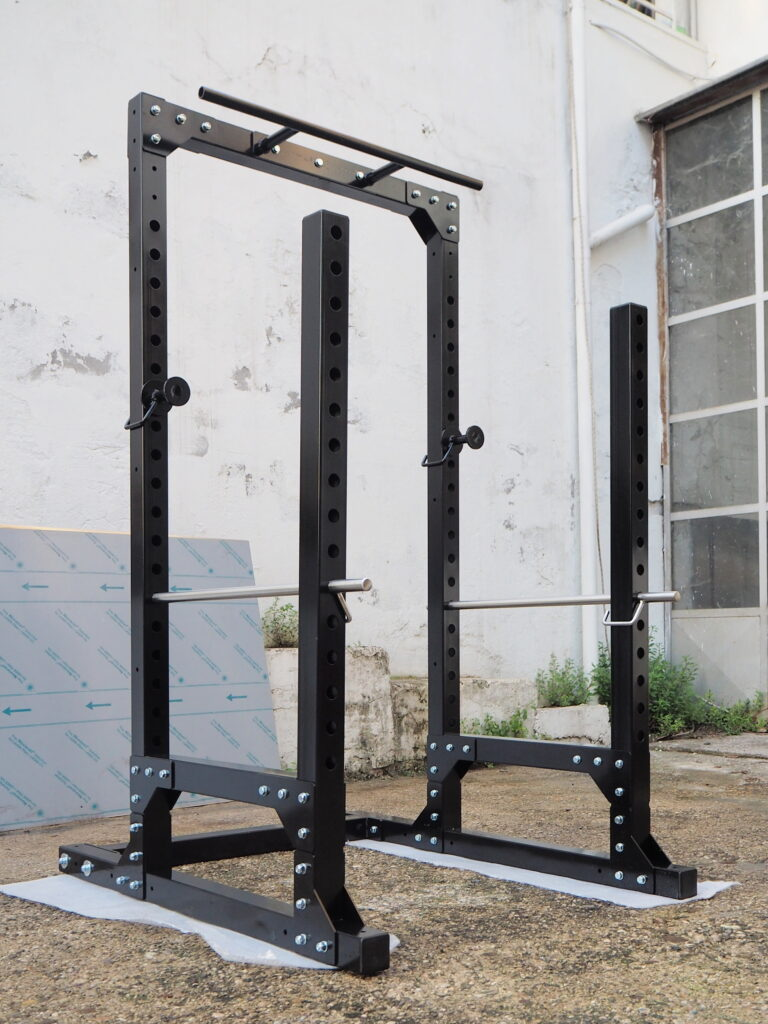 Open Rack ( squat gym palestra bodybuilding powerlifting )