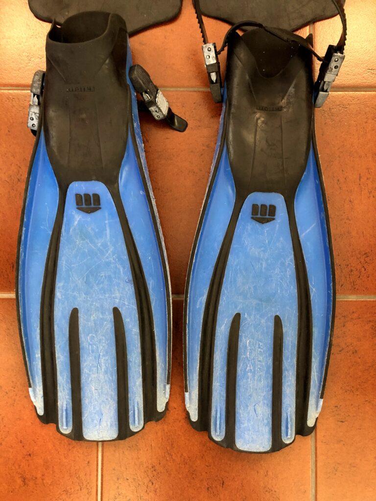 Pinne blu Mares