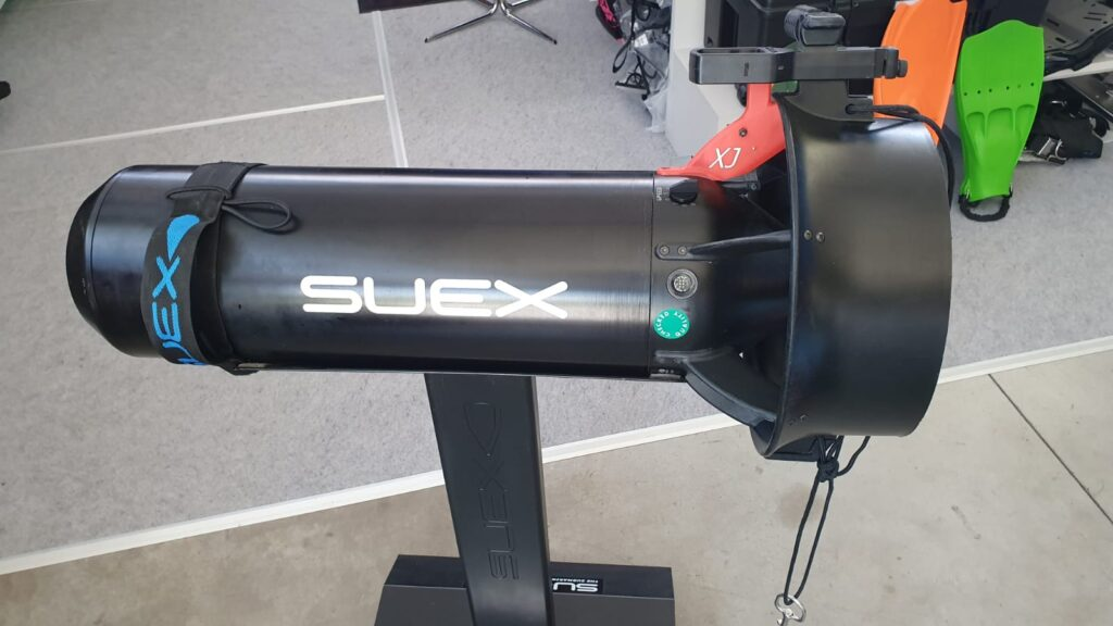 Scooter subacqueo SUEX XJS 2019
