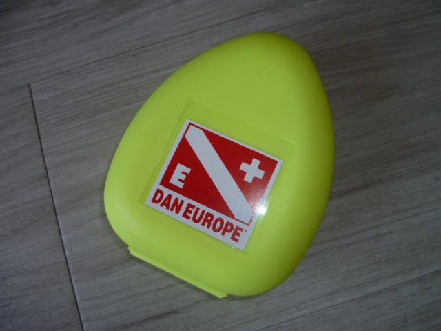 Maschera di rianimazione Dan Europe